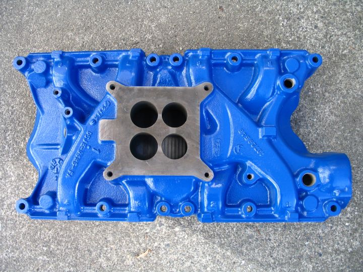 1970 Ford Trucks Viewing Gallery 351 intake and exhaust manifolds - Ford Truck Enthusiasts ...