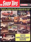 Ford Shop Tips magazine vol 16 vintage