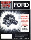 Ford Shop Tips magazine vol 5 vintage