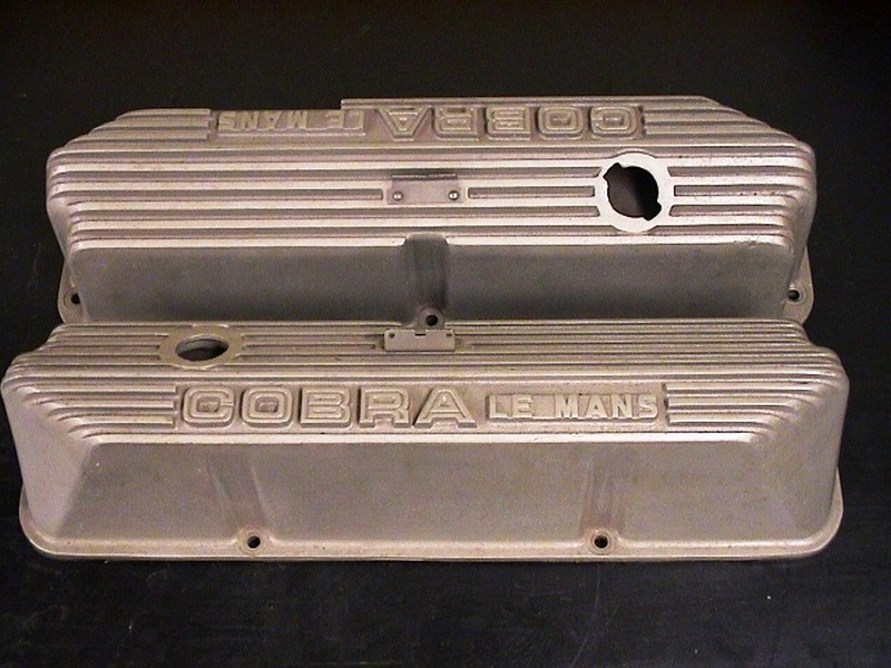 67 Gt500 Valve Covers