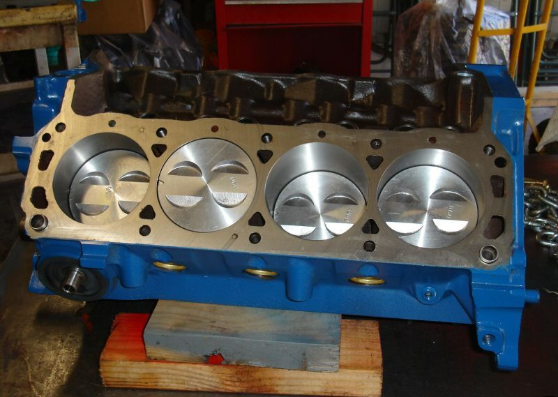 Drilling steam holes in block? Aftermarket heads? - Vintage
