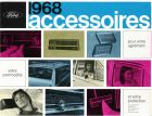 1968 Ford Accessories catalog