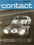 CONTACT Magazine published by Autolite