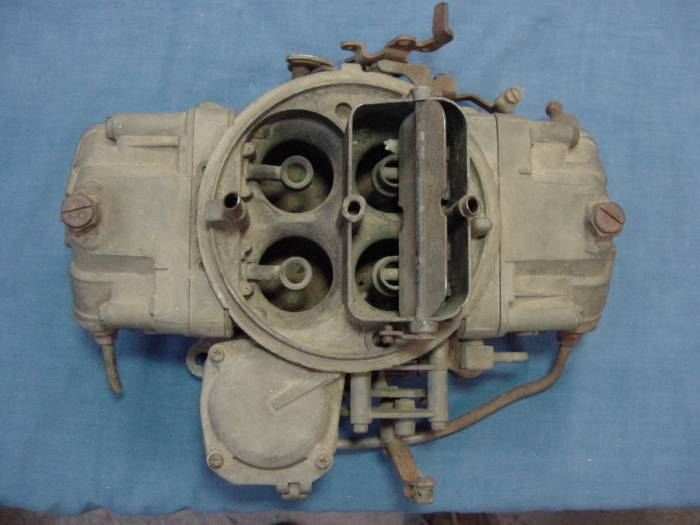428 Cobra Jet carburetor holley with air conditioning