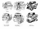 Ford engines 1963 1964 1965 1966 1967 1968 1969 1970 1971 1972 1973 1974